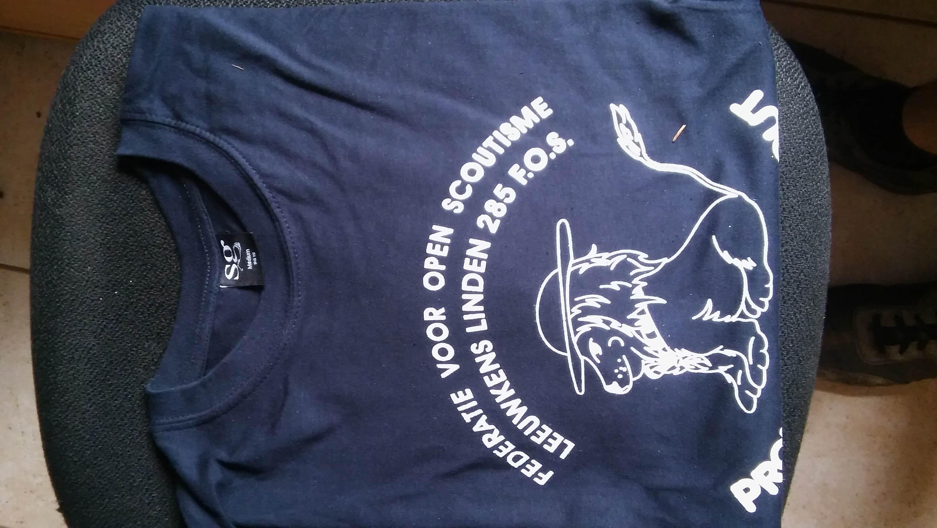 Leeuwkens shirt (oud design) Image