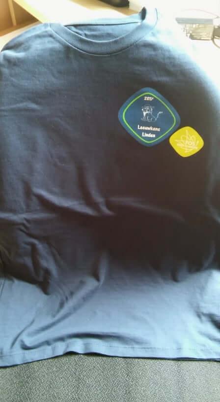 Leeuwkens shirt kindermaten (nieuw design) Image